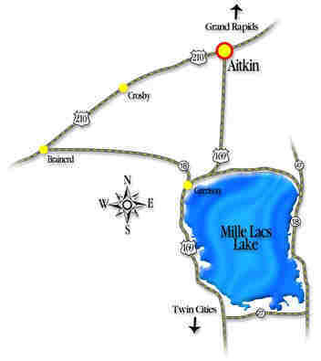 map to aitkin minnesota, how to get to aitkin, motel vacancies